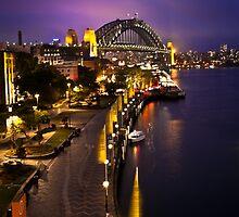 Sydney Harbour Bridge by Phill Danze