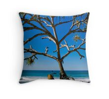 Burleigh Bike Throw Pillow