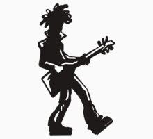 New York Boogie Nights Guitar One Piece - Short Sleeve