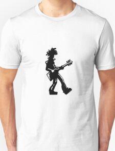 New York Boogie Nights Guitar Unisex T-Shirt