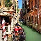 The absent Gondolier by Tom Gomez
