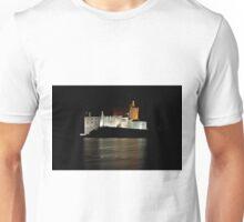 Night Eilean Donan Castle Unisex T-Shirt