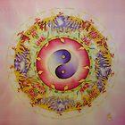 Yin Yang in Pink by FionaStolze