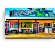 Long Flat - NSW - AUSTRALIA Canvas Print