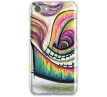 Rainbow Spectrum Skull iPhone Case/Skin