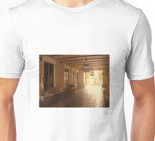 Spanish courtyard T-Shirt