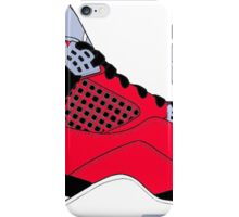 "Air Jordan IV (4) ""Toro Bravo"" iPhone Case/Skin"