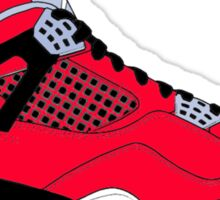 "Air Jordan IV (4) ""Toro Bravo"" Sticker"