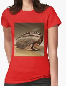 Shipwreck - Dullas Bay Womens Fitted T-Shirt