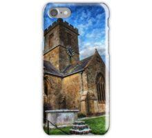 Symondsbury Church iPhone Case/Skin