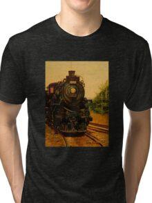 Morning CP Engine 1201 Tri-blend T-Shirt