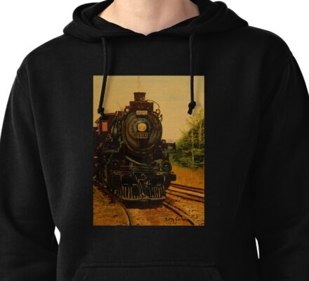 Morning CP Engine 1201 Pullover Hoodie