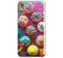 Cupcake du Jour iPhone Case/Skin