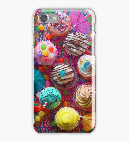Cupcake du Jour iPhone Case/Skin