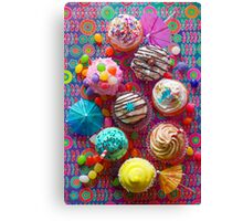 Cupcake du Jour Canvas Print