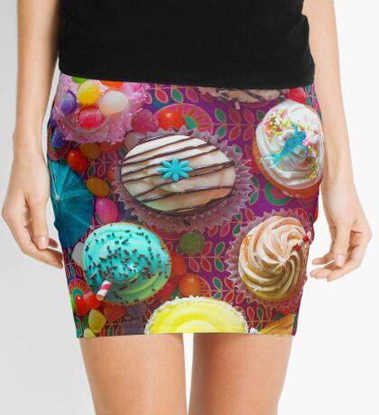 Cupcake du Jour Mini Skirt