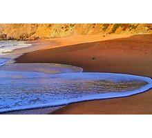 sea design... Photographic Print