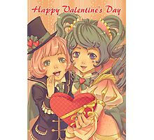 Happy Valentine's Day  Photographic Print