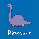 D for Dinosaur by Gillian J.