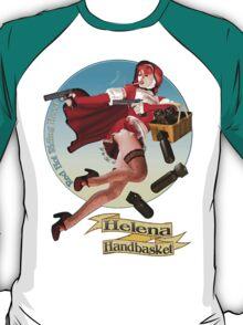 Helena Handbasket - Red Hot Riding Hood T-Shirt