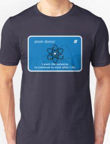 atom donor card [Big] T-Shirt