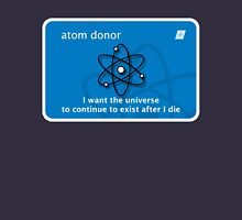 atom donor card [Big] Unisex T-Shirt