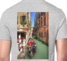 The absent Gondolier Unisex T-Shirt