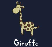 G for Giraffe Baby Tee