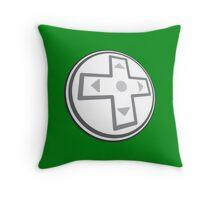 Directional pad Throw Pillow