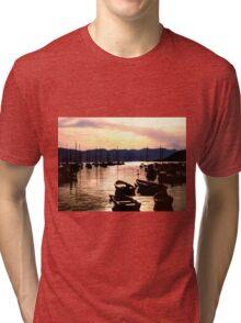 Dont rock my boat  Tri-blend T-Shirt