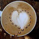 I Love You A Latte by Greta  McLaughlin
