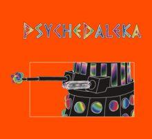 PsycheDaleka Body - Psychedelic Dalek! Kids Tee