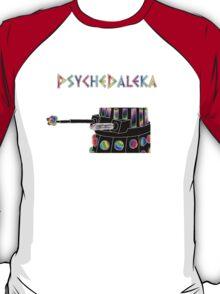 PsycheDaleka Body - Psychedelic Dalek! T-Shirt