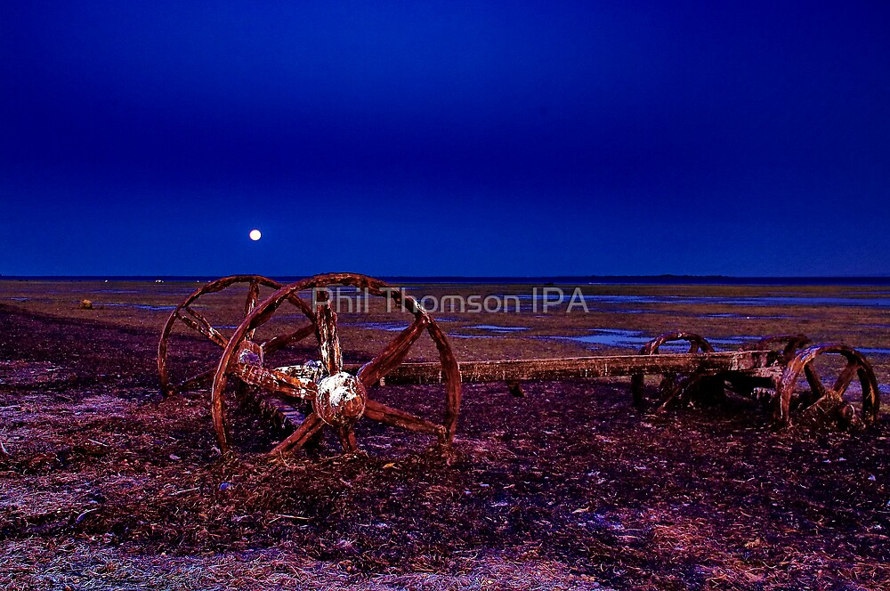 """Evening Ebb Tide"" by Phil Thomson IPA"