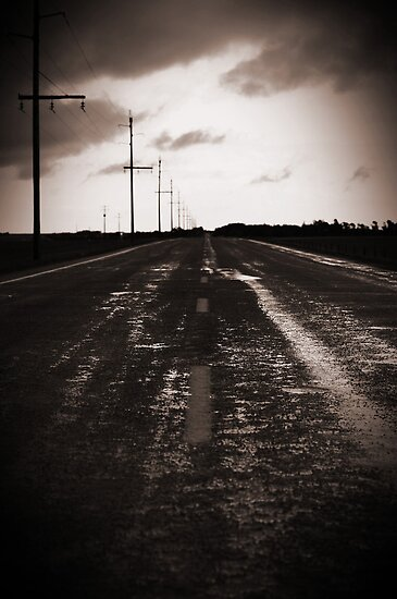 Road of a Dream by J. Mark McCarthy