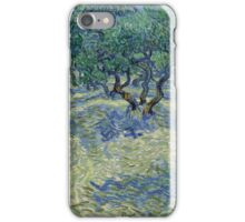 Olive Orchard iPhone Case/Skin