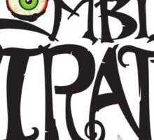 The Zombie Pirates Sticker