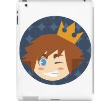 King Sora iPad Case/Skin