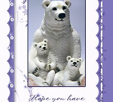 Mother's Day Card, Special Mom  by Moonlake