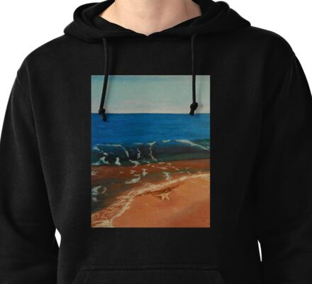 Star Of The Sea Pullover Hoodie