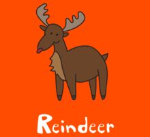 R for Reindeer Kids Clothes