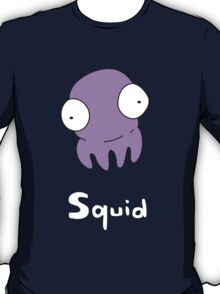 S for Squid T-Shirt