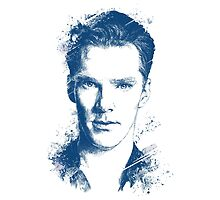 Benedict Cumberbatch by chadlonius