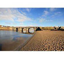 Lahinch bridge Photographic Print
