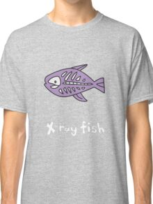 X for Xray Fish Classic T-Shirt