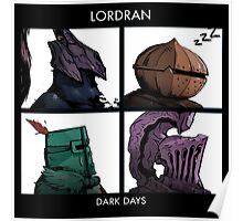 Bros of Lordran Poster