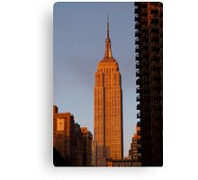 Empire State Building, NYC Canvas Print