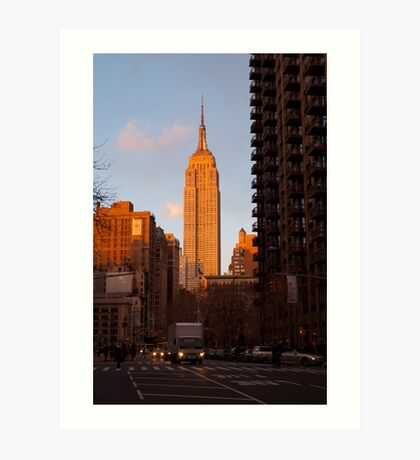 Empire State Building, NYC I Art Print
