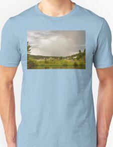 Rollinsville Colorado Lightning Thunderstorm Unisex T-Shirt