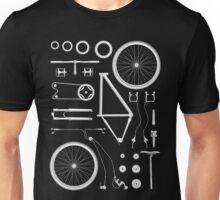 Bike Exploded Unisex T-Shirt